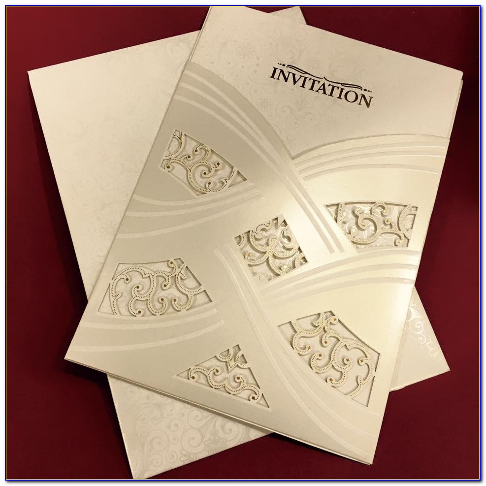 Muslim Wedding Invitation Cards Hyderabad