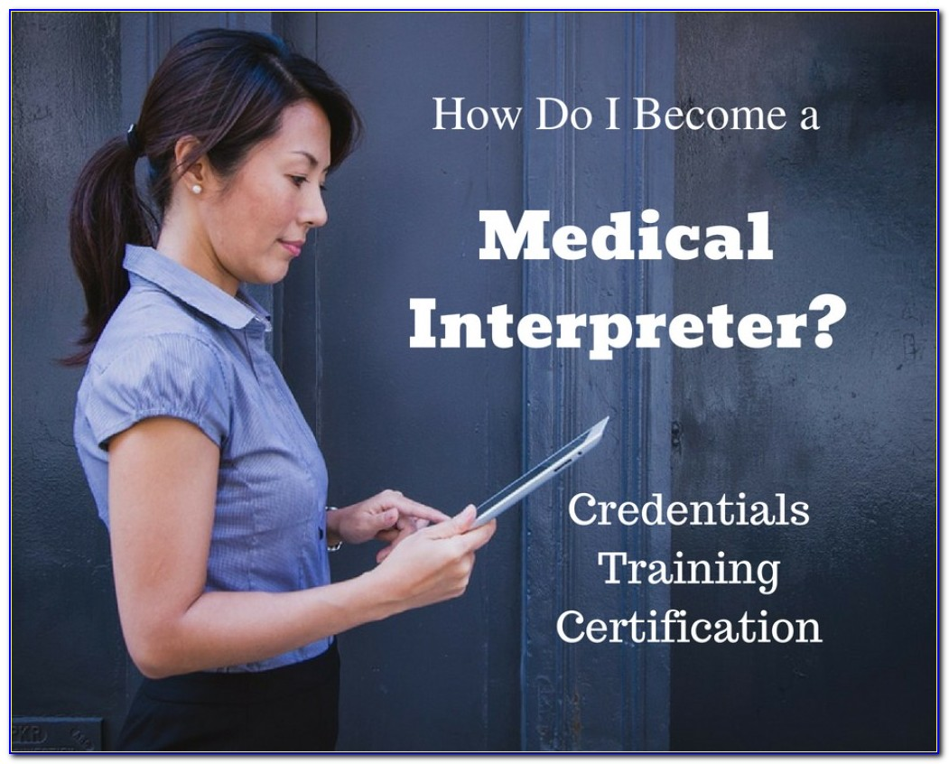 National Board For Certified Medical Interpreters (nbcmi)