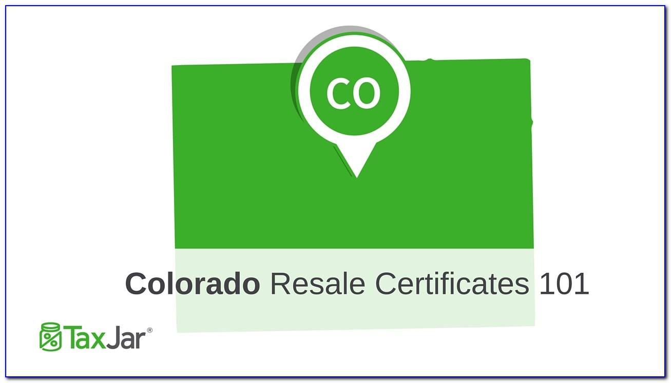 Nevada Resale Certificate Application