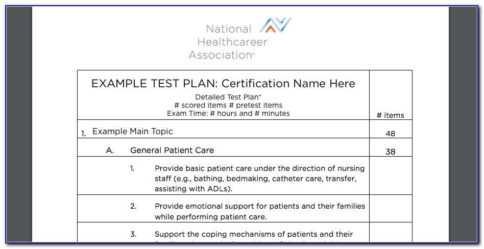 Nha Certified Medical Assistant Renewal