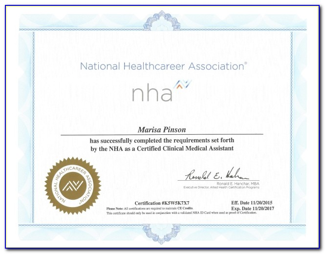 Nha Medical Assistant Certification Exam Quizlet