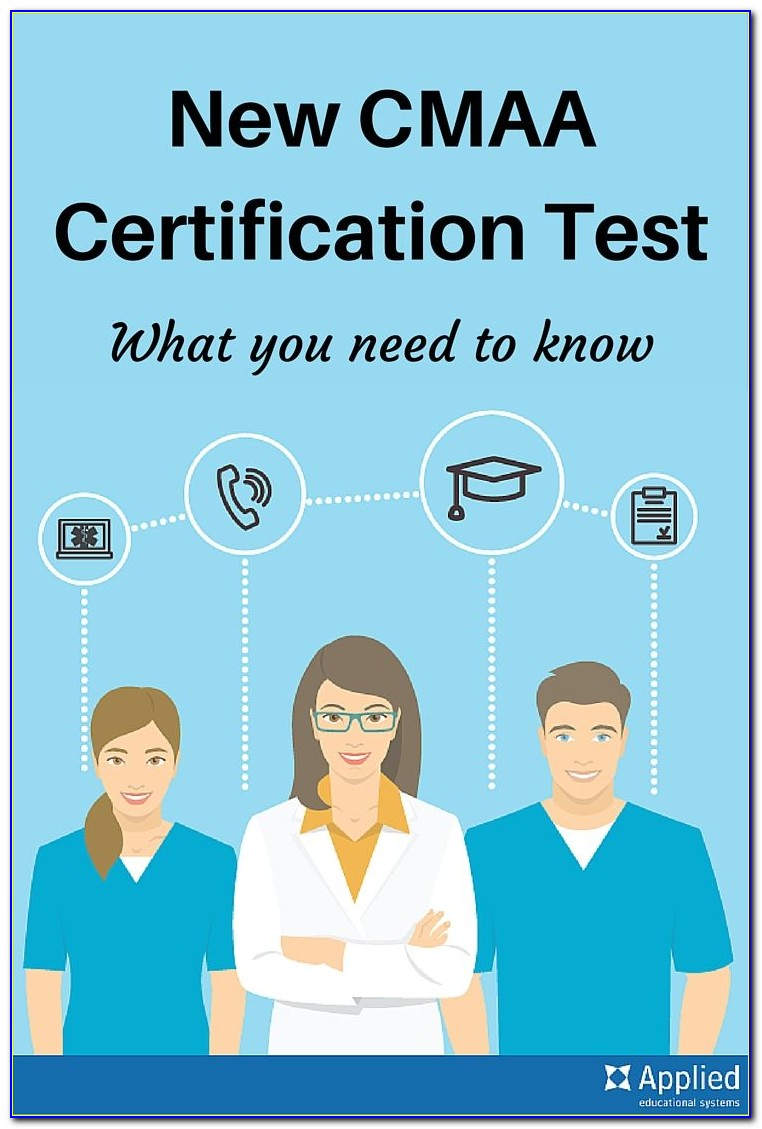 Nha Medical Assistant Certification Requirements