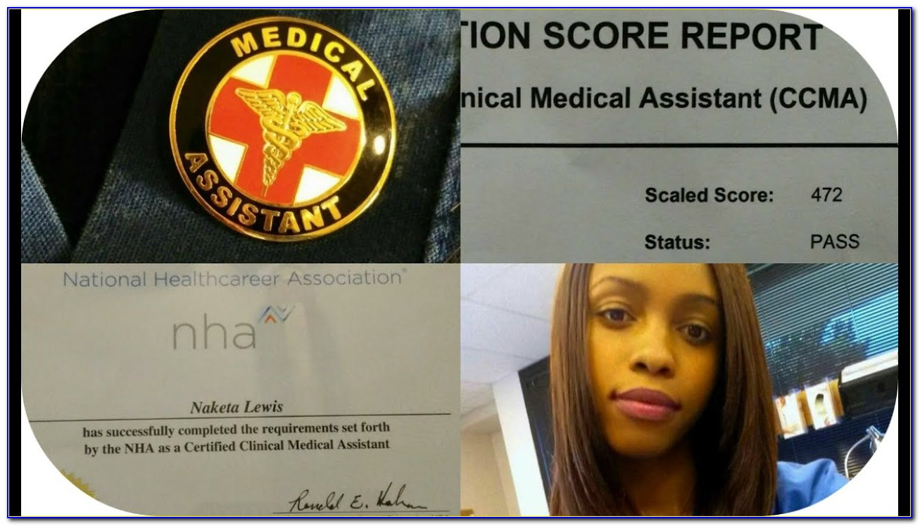 Nha Medical Assistant Certification Study Guide