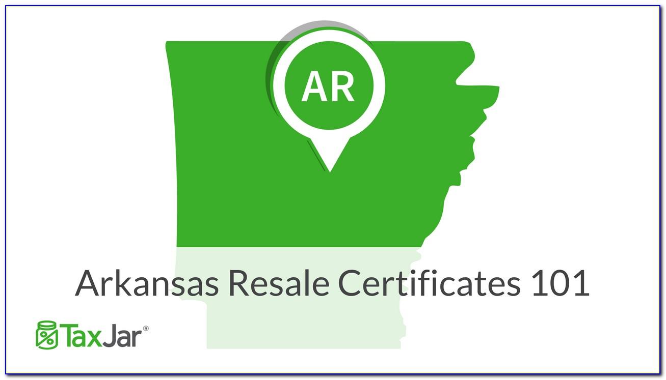 Nj Resale Certificate Expiration