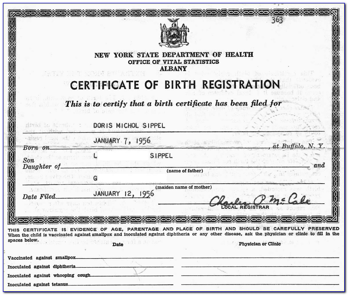 Nys Birth Certificate Cost