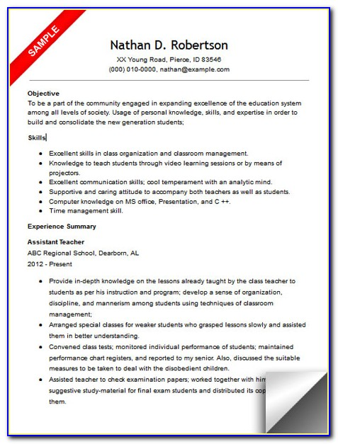 Nys Teaching Assistant Certification Renewal