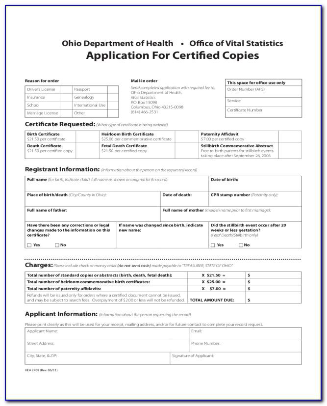 Ohio Resale Certificate Online