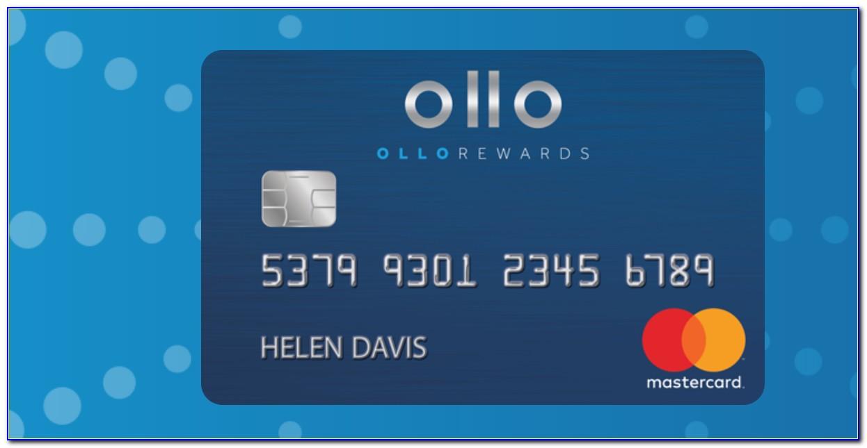Ollo Credit Card Invitation