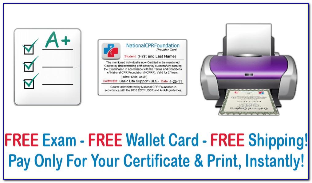 Online Bls Cpr Certification Aha