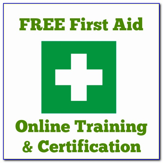 Online Cpr First Aid Certification Renewal
