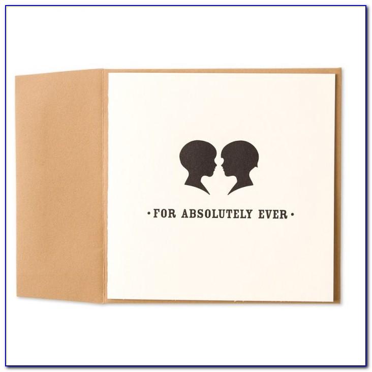 Papyrus Wedding Shower Cards