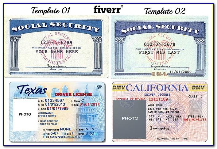 Passenger Briefing Card Template