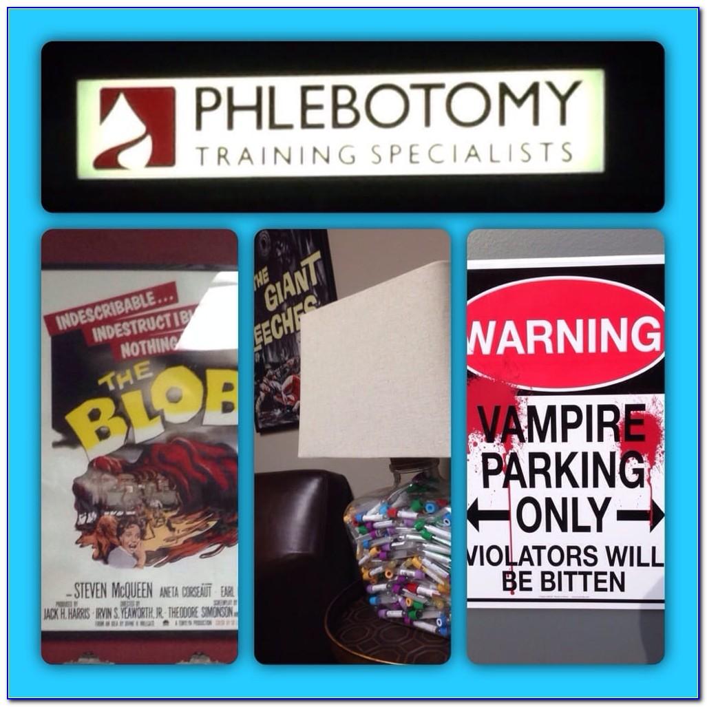 Phlebotomy Certification Orlando Florida