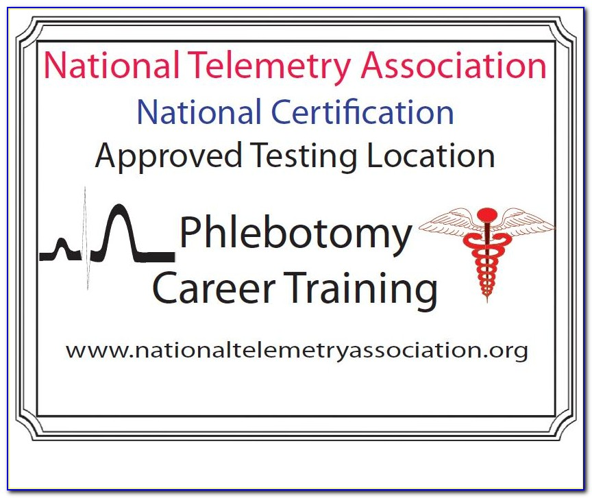 Phlebotomy Certification Prep Test