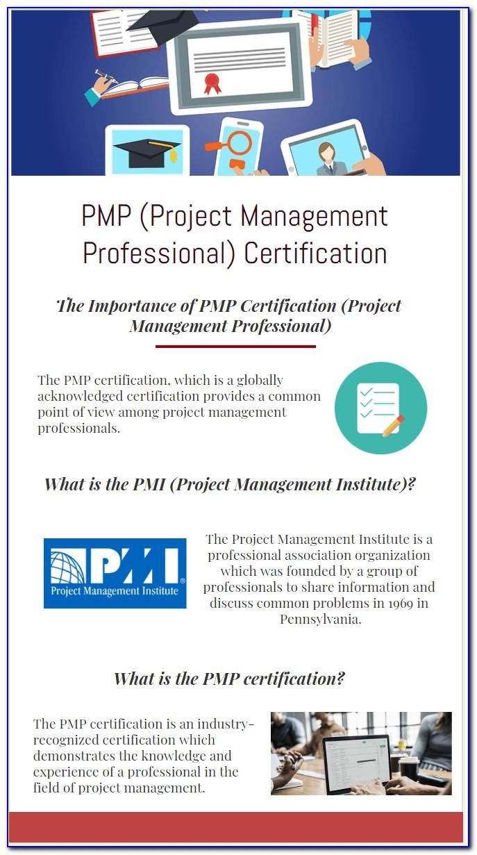 Pmp Certification Austin Community College