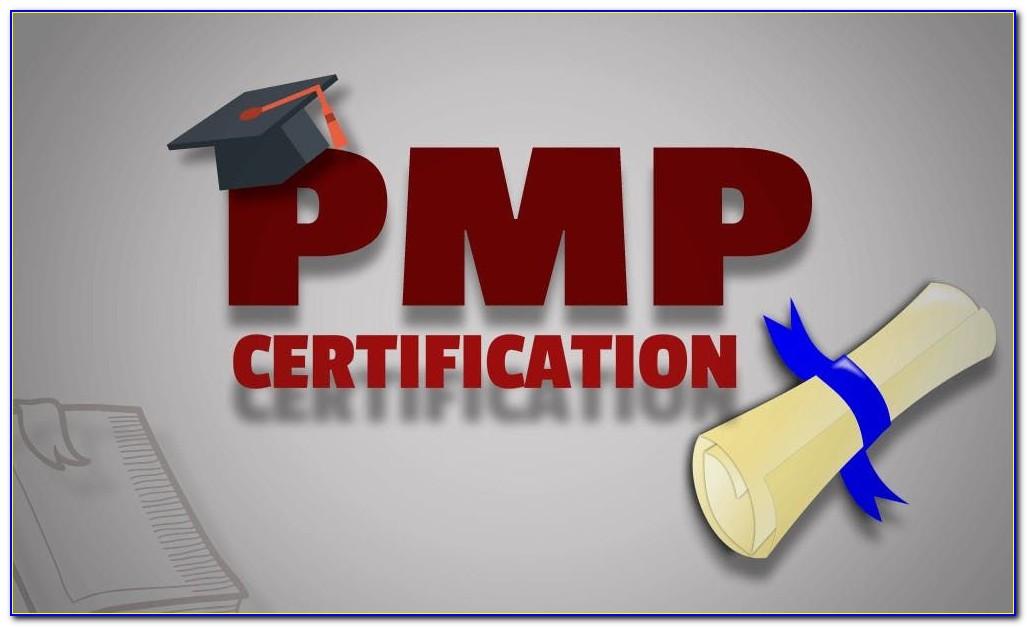 Pmp Certification Boston