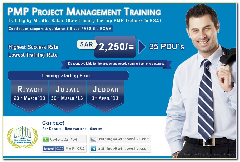 Pmp Certification Nyc Online