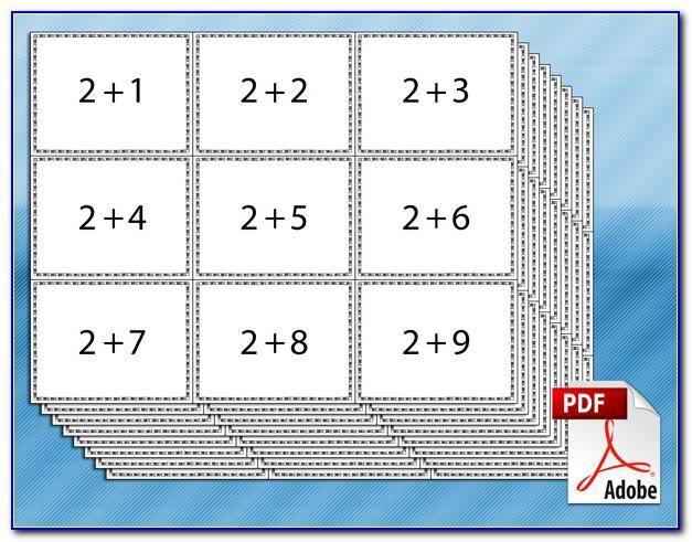 Printable Alphabet Flash Cards Download