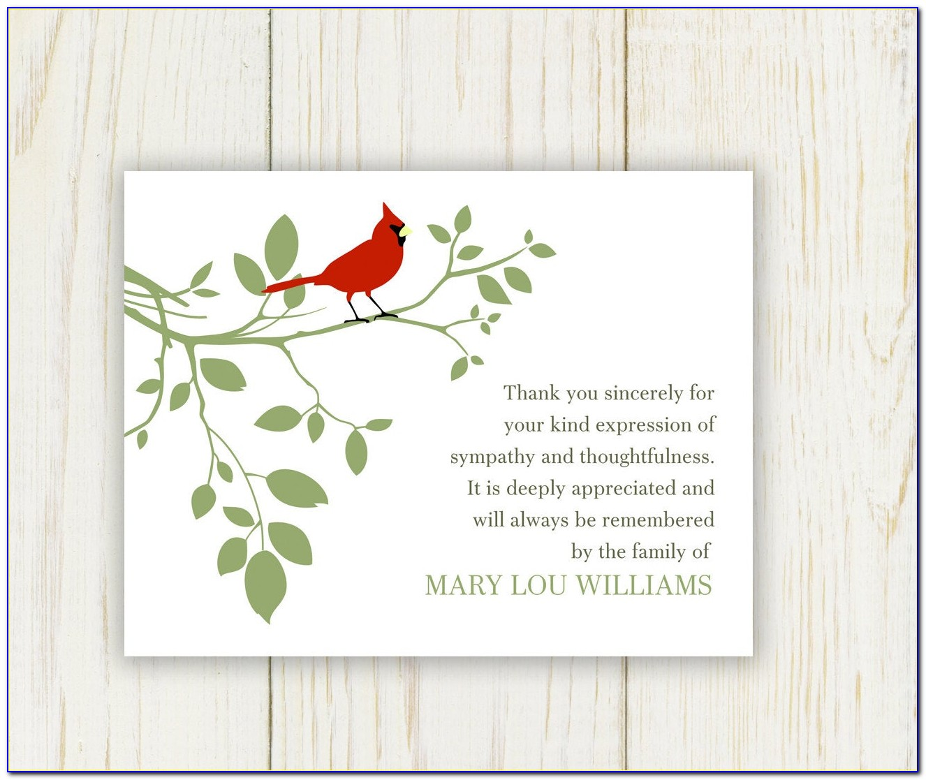 Printable Prayer Cards For Funerals