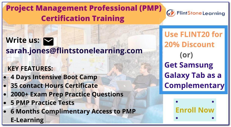 Project Management Certification Atlanta Ga