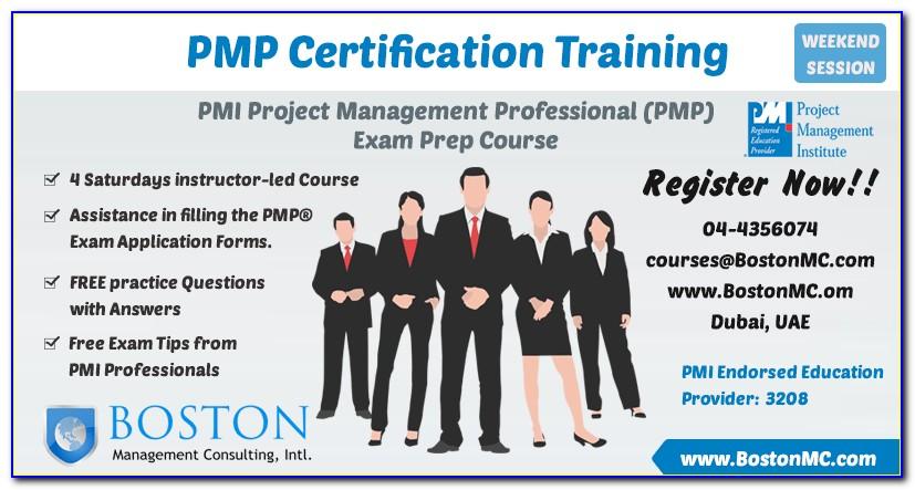 Project Management Certification Denver Co