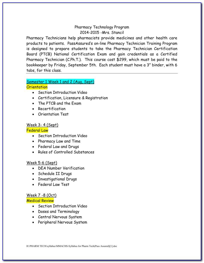 Ptcb National Certification Verification