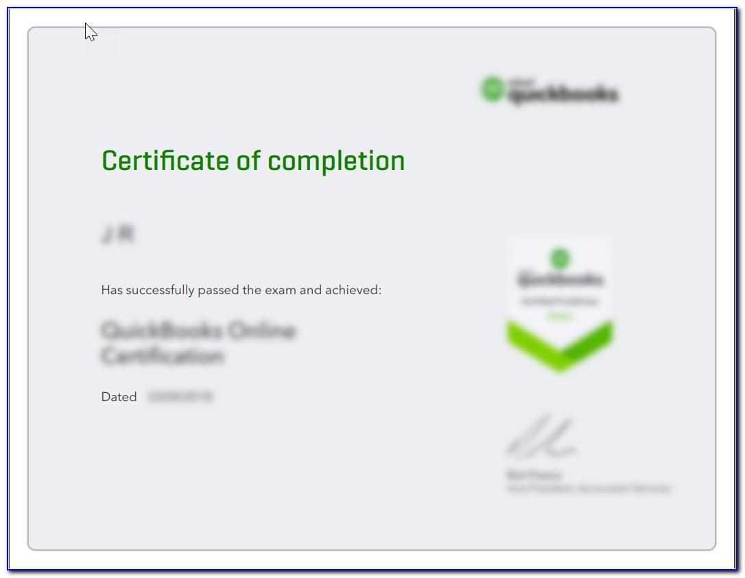 Quickbooks Proadvisor Certification Login