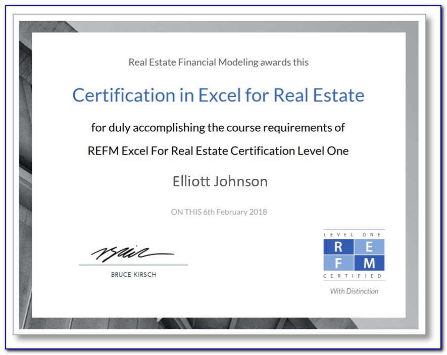 Real Estate Course Online Free