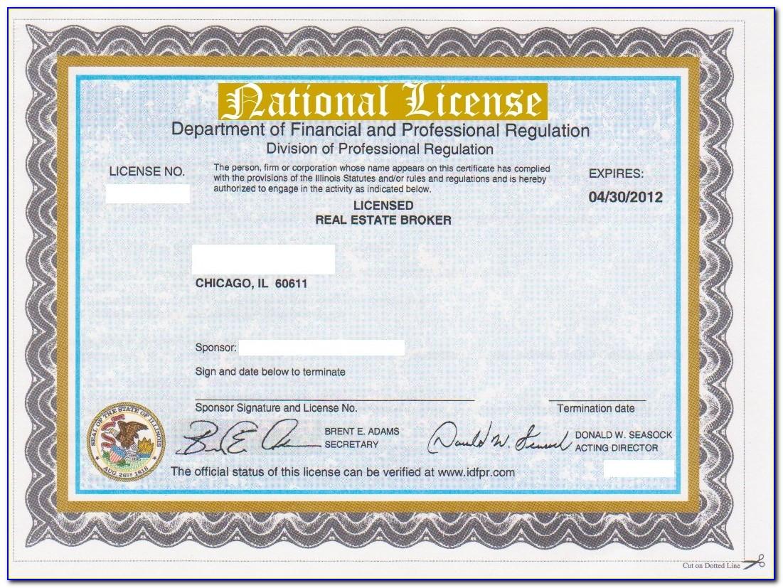 Real Estate License Online California