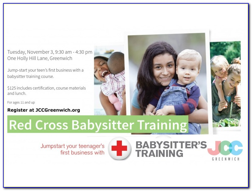 Red Cross Babysitting Certification Expiration