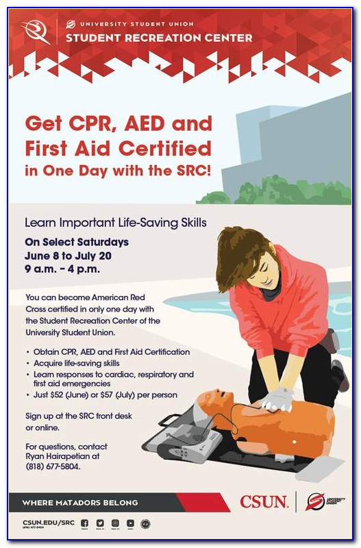 Red Cross Cpr Certification Lookup By Name