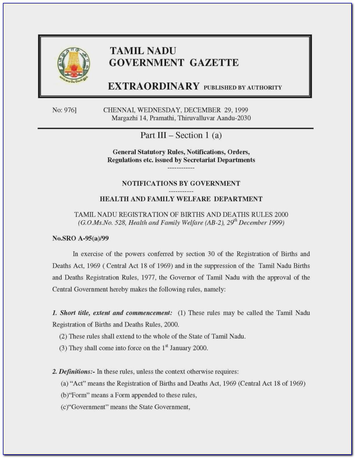 Replace Lost Birth Certificate Oregon