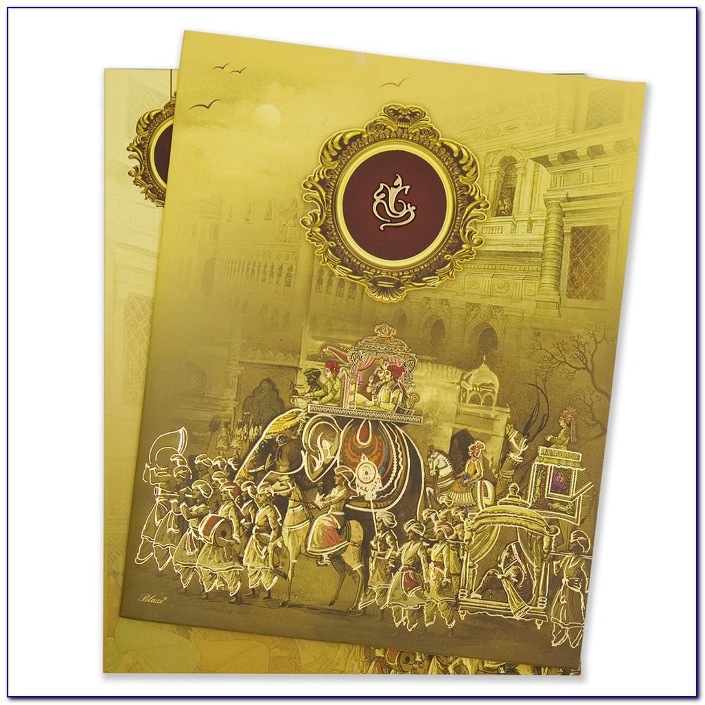 Royal Wedding Cards Lebanon