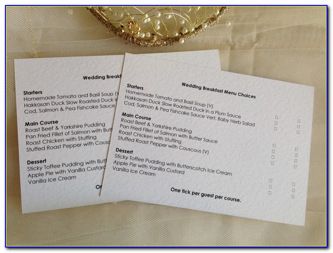 Rsvp Card Sizes For Weddings