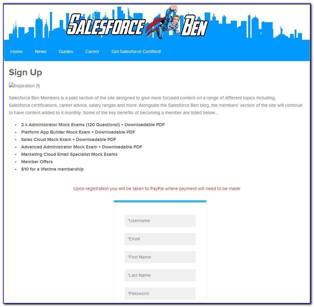 Salesforce Certification Exam Guide