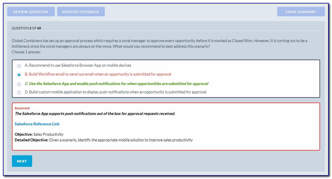 Salesforce Certification Exam Retake Policy