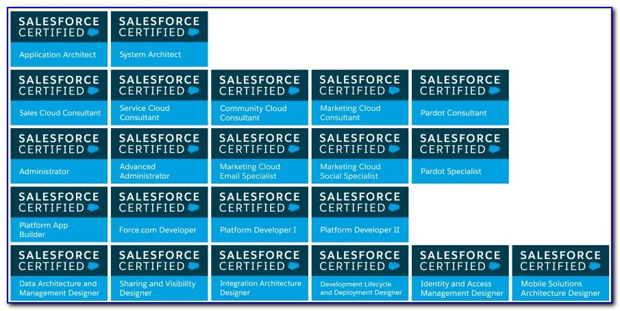 Salesforce Certification Exam Time