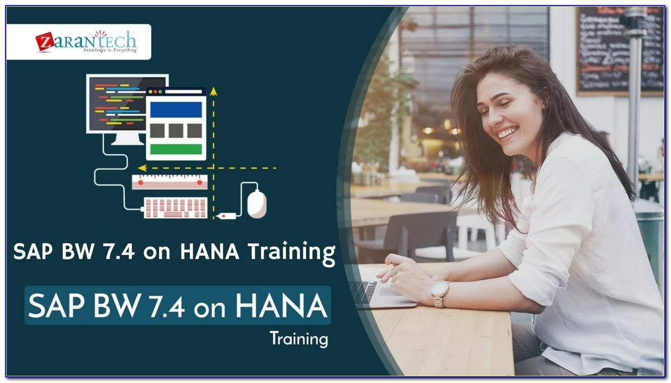 Sap Hana Certification Free