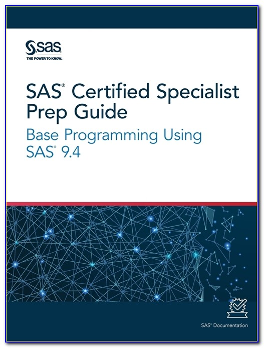 Sas Certification Prep Guide 5th Edition Pdf Free Download