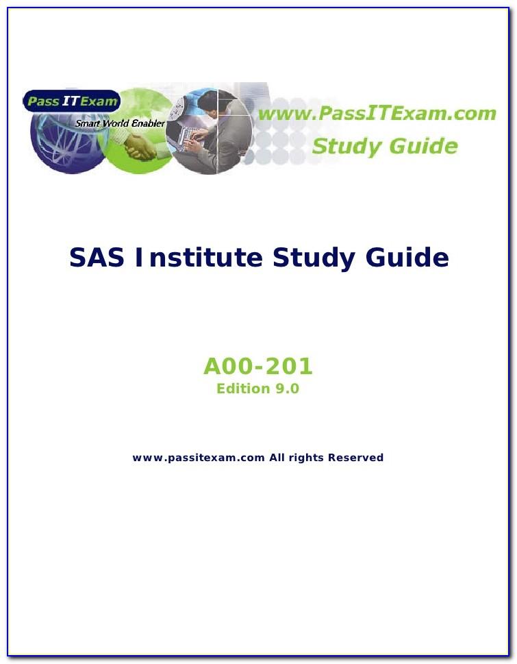 Sas Certification Prep Guide Advanced Programming For Sas 9