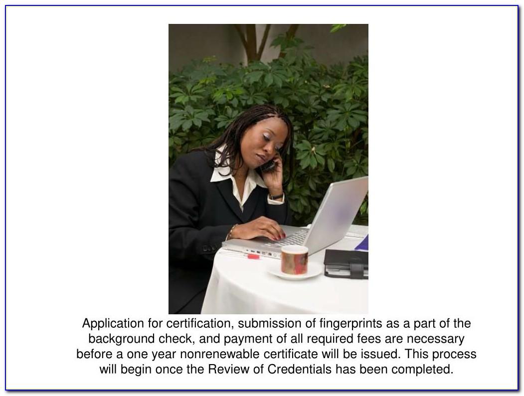 Sbec Educator Certification