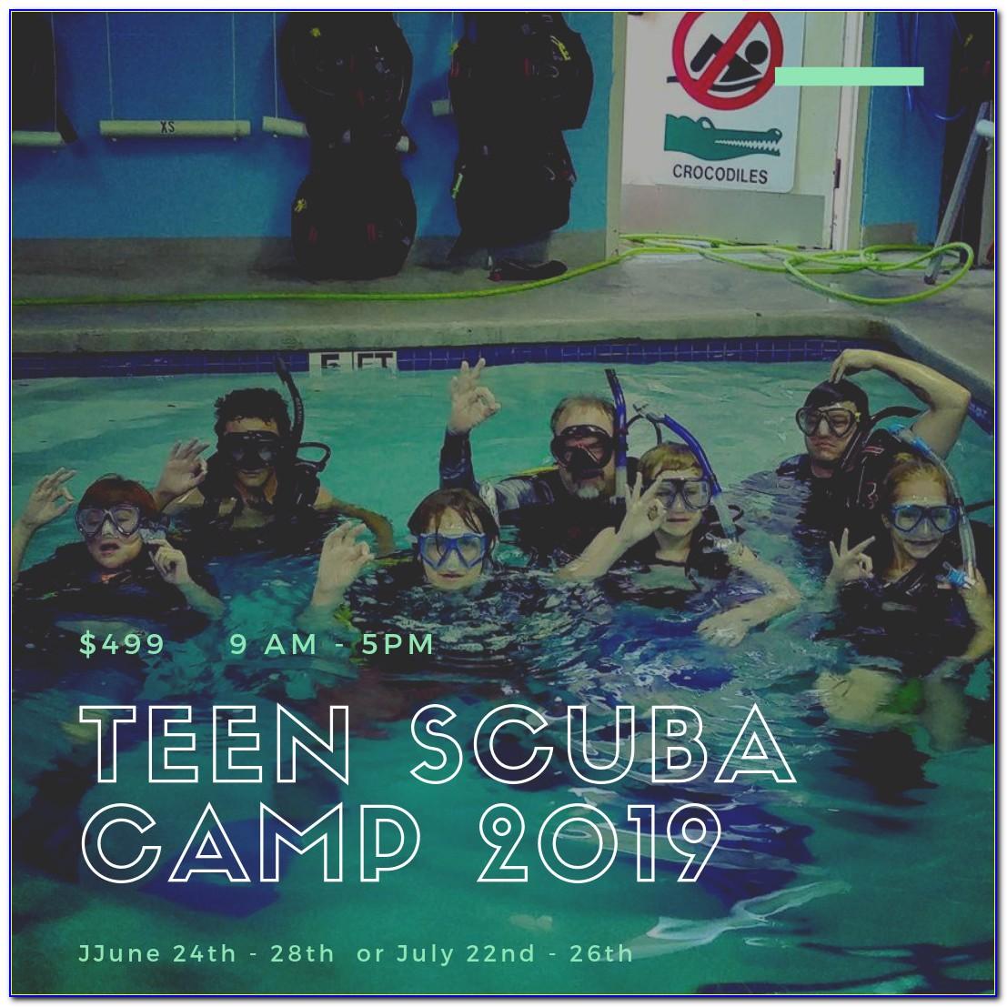 Scuba Certification Austin Tx