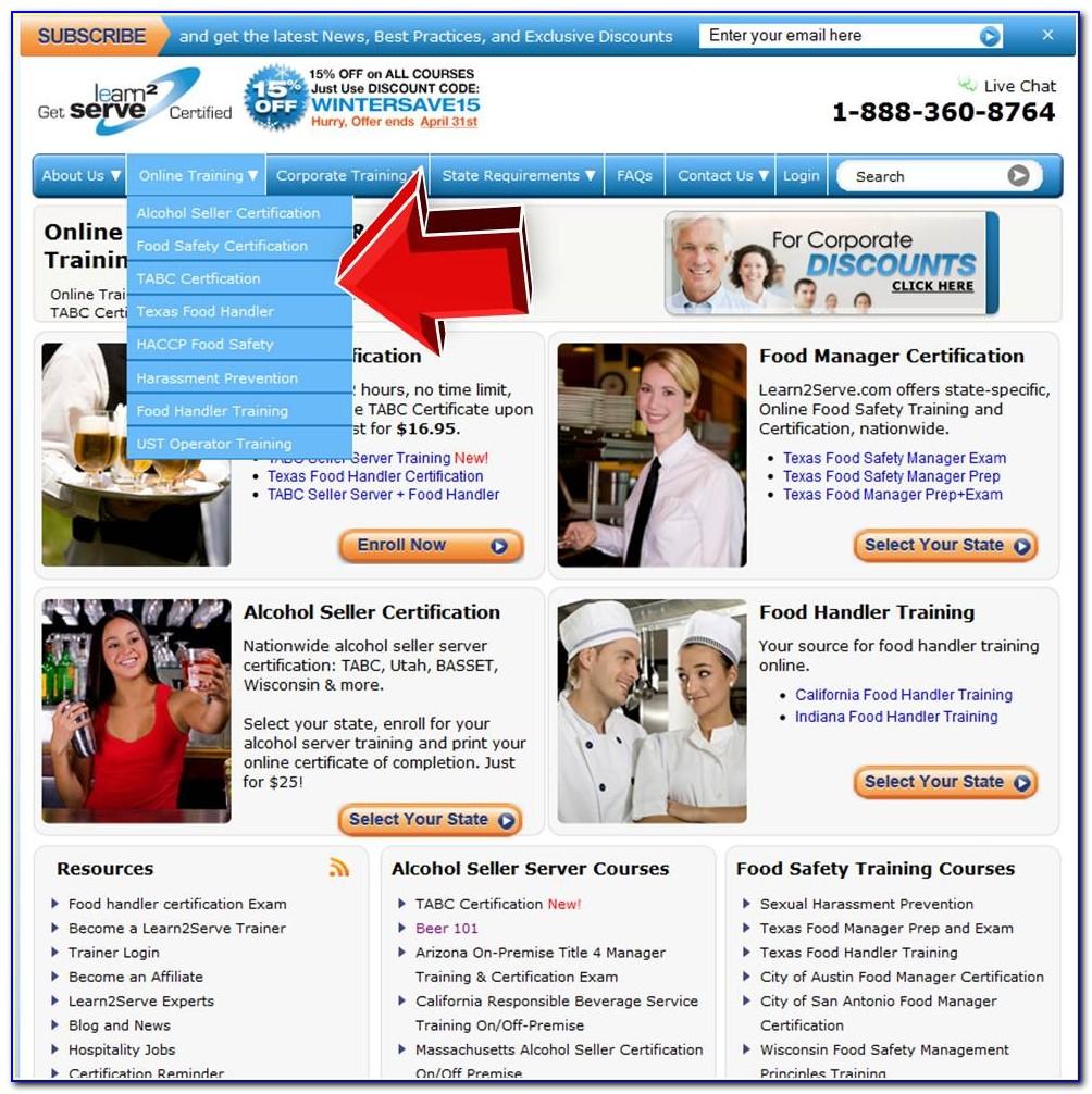 Servsafe Food Manager Certification Mn