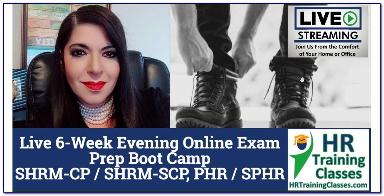 Shrm Certification Classes Los Angeles