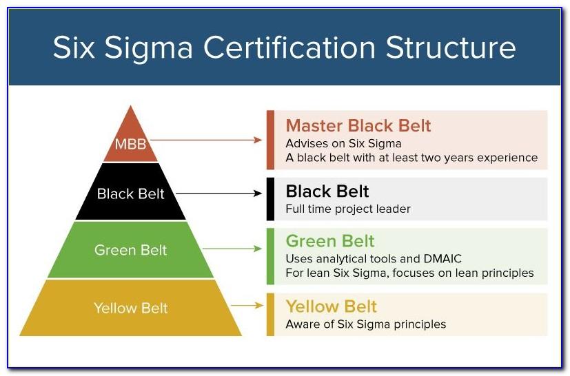 Six Sigma White Belt Certification Aveta Business Institute