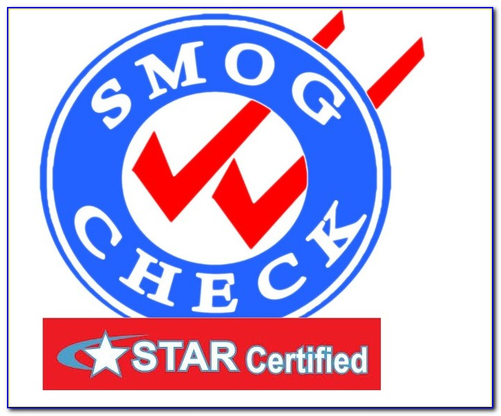 Smog Certification Star Station Coupon