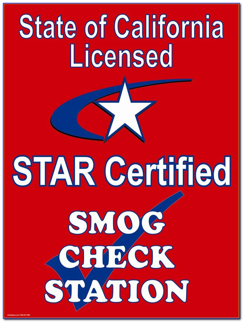 Smog Certification Star Station Near Me
