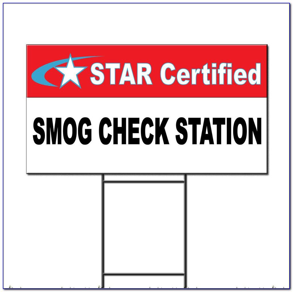 Smog Certification Star Station San Diego