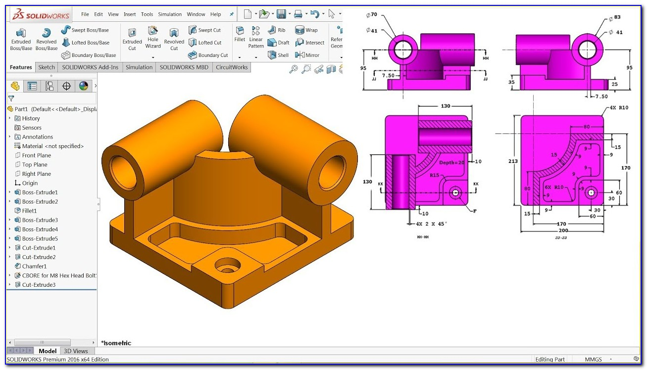 Solidworks Certification Exam Answers