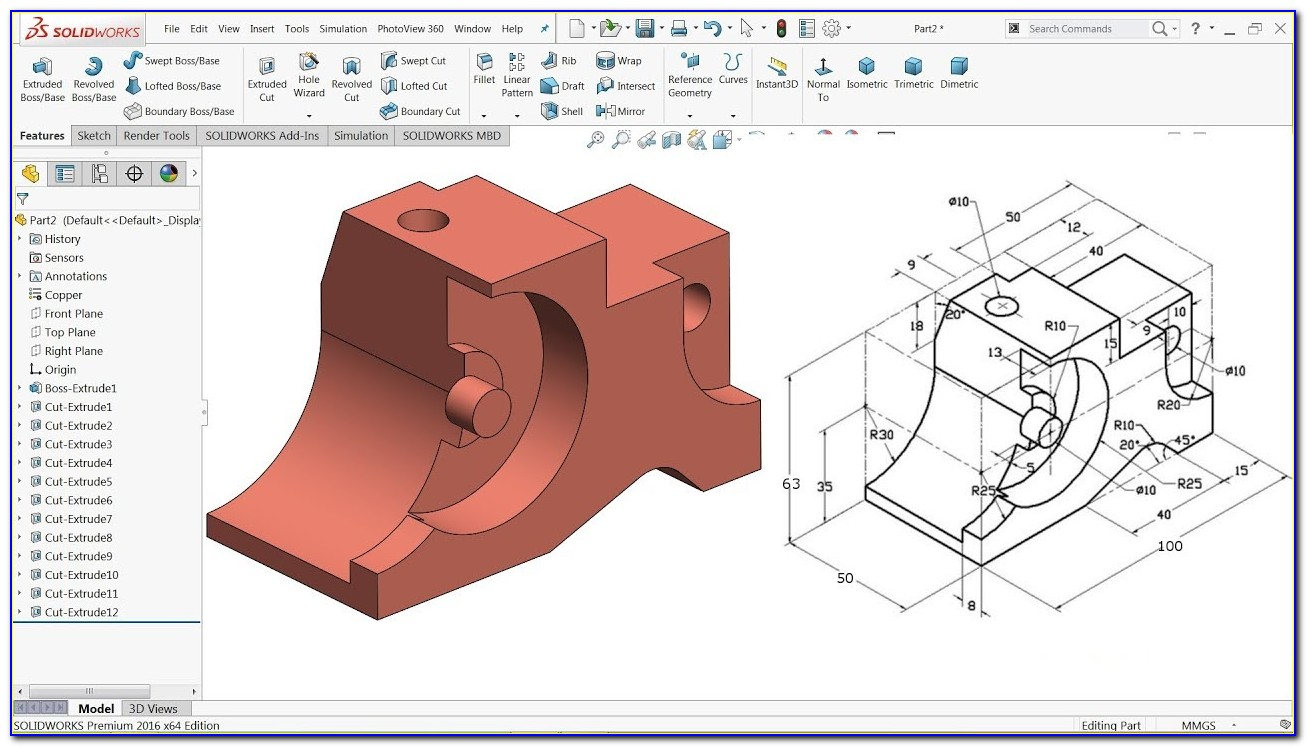 Solidworks Certification Exam Guide